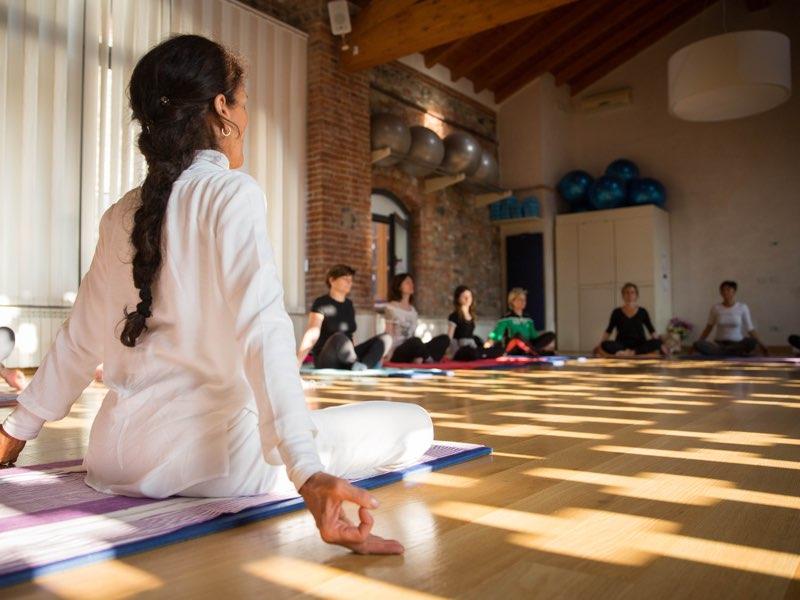 yoga s parenti